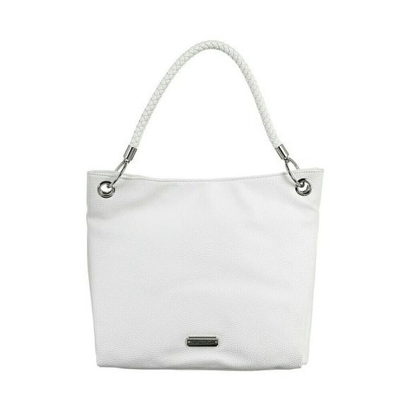 28d4c8060 Nautica Bags | Nwt Large White Purse W Silver Hardware | Poshmark